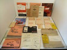 14 - Simplicity Parts Catalog Operators Manual Dealer Service Shop Mowers Engine
