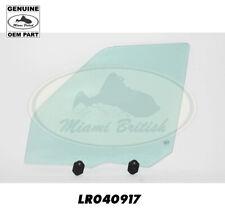 LAND ROVER FRONT DOOR GLASS LH LR3 LR4 LR040917 GENUINE