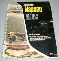 Vintage Nassau County Hagstrom Road Maps Atlas 1979 14th Edition COMPLETE w/Ads