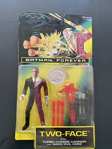 Kenner 1995 Batman Forever Two face Action Figure