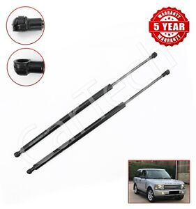 2X RANGE ROVER L322 REAR BOOT GAS TAILGATE SUPPORT STRUTS 580N BHE760020