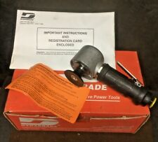 Dynabrade 52590 Right Angle Air Disc Sander Grinder 1/3 Hp Type R Quick Change