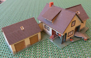 Faller B-270 H0 Home Country House With Double Garage (P/L62)