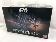 Japan Plamodel BANDAI Star Wars Plastic Model Death Star Attack Set from Japan