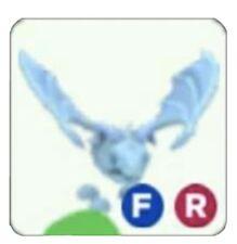Roblox Adopt me Legendary Ride Fly Pets RF Frost Dragon Rar FR