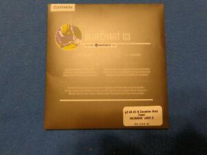 Garmin BlueChart g3 HD - HXUS604x - US All & Canadian West - microSD/SD