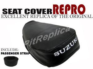 SUZUKI SEAT COVER TS185 TC185 TS125 TC125 1973 1974 1975 1976 [CTPLS]