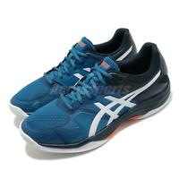 Asics Gel-Tactic Reborn Blue White Men Volleyball Shoes Sneakers 1071A031-402