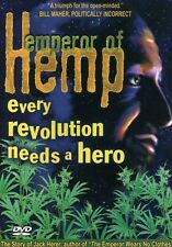 Emperor of Hemp: Every Revolution Needs a Hero (2005, DVD NEW)