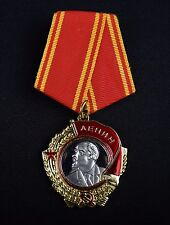Medaglie medaglia URSS RUSSIA Leni nord Lenin