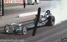 """""""Sneaky Pete"""" Robinson 1960s 427 SOHC """"SlingShot"""" Top Fuel Dragster PHOTO!"""