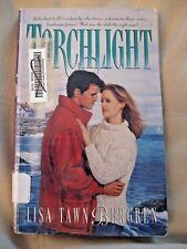 Palisades Pure Romance: Torchlight by Lisa Tawn Bergren (1994, Paperback)
