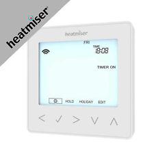 Heatmiser NeoStat-Hw - Hot Water Programmer Glacier White V2