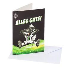 "Borussia Mönchengladbach Geburtstagskarte ""Jubel-Jünter"""