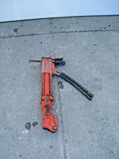 "Stanley BR72 Hydraulic Breaker Demolition / Jackhammer 1-1/4"" Hex Used #2"