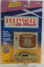 DRAGNET : 1967 FORD FAIRLANE 500 CARDED DIE CAST MODEL MADE BY JOHNNY LIGHTNING