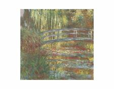 """MONET CLAUDE - THE WATER LILY POND, 1900 - ART PRINT POSTER 11""""X14"""" (1079)"""