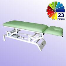 Behandlungsliege Elektrisch 2-teilig Massageliege Therapieliege EVO