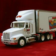 LAST Rare DCP - GIANT FOOD STORES IH 9100i with Reefer - NEW STYLE - 31419