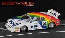 "Sideways Sauber BMW M1 Gr.5 ""24h Le Mans 1981 - Team Italie-France"""