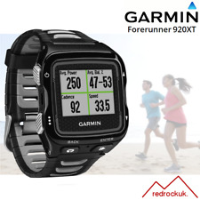 Garmin Forerunner 920XT GPS Multisport Sports Watch - Black/Silver