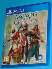 Assassin's Creed Chronicles - Sony Playstation 4 PS4 - PAL