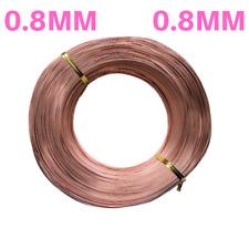 14//20K 0.8mm Half Hard Wire 0.25mm Gold Filled - Sold Per Meter 30-20 Gauge