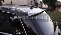 For Audi A4 B7 04-08 8H S4 Avant Estate Roof Spoiler RS4 Rear Cover Trim Lip rs