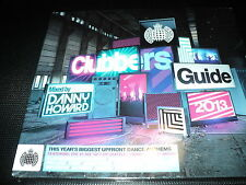 "COFFRET 2 CD NEUF ""CLUBBERS GUIDE 2013, MIXED BY DANNY HOWARD"" Ministry Of Sound"
