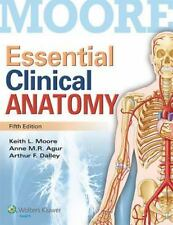 Essential Clinical Anatomy by Anne M. R. Agur, Arthur F., II Dalley 5th Edition