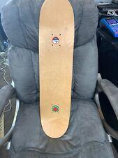 Never Used Genuine Canadian Maple  Skateboard Deck