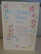 A Birthday blessing for you on your Birthday Card - read on for an amazing verse