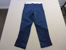037 WOMENS NWOT NIKE PRO HYPERCOOL NAVY 3/4 LENGTH COMPRESSION PANTS SML $70 RRP