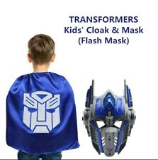 Halloween Costume/Party Outfit/Children clothes/Optimus Prime/Transformers Mask