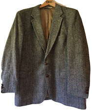 Lacoste Harris Tweed Vintage Sport Coat Men's 44