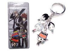 New! Japanese Anime Hitman Reborn Keyring Key Ring/Chain Pendant Manga Cosplay