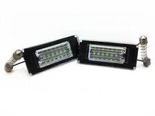 24 SMD LED Luz Trasera Placa Número Licencia Unidades 6000K Mini R56 LCI R52 Cabrio