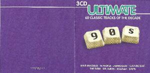 Ultimate 90s  - 3xCD NEU