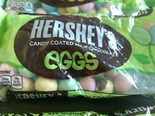4 Bags Hershey's Eggs Candy Coated Milk Chocolate 10 oz BB 12/2020 Easter