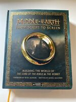 Middle-Earth from Script to Screen, Building the World of the Lord of the Rings