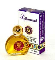 Spikenard Anointing Oil 7.5 ml - 1/4oz From The Holyland Jerusalem