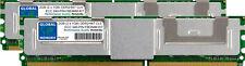 2GB (2 x 1GB) DDR2 667MHz PC2-5300 240-PIN ECC FBDIMM XSERVE (LATE 2006) RAM KIT