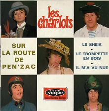 LES CHARLOTS LE SHEIK FRENCH ORIG EP