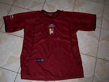 Atletica Venezolana Federacion Fvf Soccer Shirt Jersey Adult Large Sewn Logos