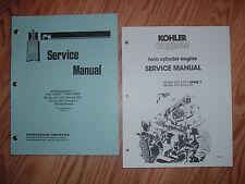 CUB CADET 1712 & 784 SERVICE MANUALS SET