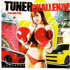 Tuner Challenge: Volume One - 15 Tracks CD