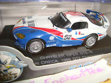 CHRYSLER VIPER GTS 1998 GT2 1/43° UNIVERSAL HOBBIES