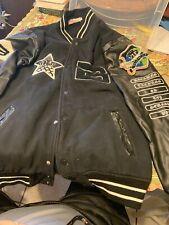 BigBang Boy Band Letter Jacket. XL