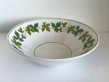 "Mikasa Green Wood 3137-M Round Vegetable Bowl 9"""