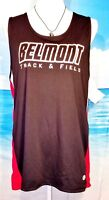 NWT Mens HOLLOWAY Dry-Excel BELMONT Athletic Workout Shirt Track & Field Top Lg